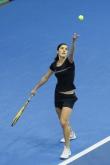 Тенис - Финал - ДП за жени в зала - Зиновия Ванева - Хюлия Василева - 06.03.2016
