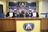 Футбол - пресконференция на Стойчо Стоев и представяне на нов спонсор - 11.03.2016
