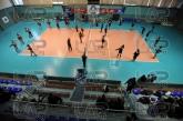 Полуфинал между женските волейболни отбори на Левски Волей и Казанлък в зала Сиконко.© Copyright: Ceco Dimov / LAP.bg