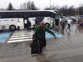 Футбол - Националният отбор по футбол  отпътува за Португалия - 24.03.2016