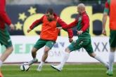 Футбол - национален отбор - тренировка  U21 преди мача с Уелс - 24.03.2016