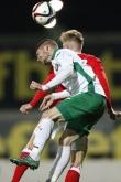 Футбол - квалификация Евро 2017 - U21 - България - Уелс - 25.03.2016
