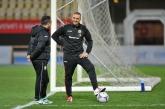Футбол - Национали - Тренировка на България - Скопие - 28.03.16