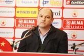 Футбол - пресконференция за проект