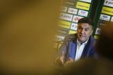 Футбол - пресконференция на БФС и Министър Красен Кралев - 05.04.2016
