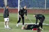 Национали - Тренировка преди мача с Малта 20.03.13