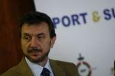Спорт - международен семинар - Левски -  Лацио и Италиански Олимпийски комитет - 13.04.2016