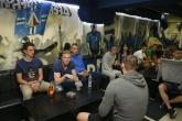 Футбол - футболисти на на ПФК Левски се срещнаха с фенове - 16.04.2016