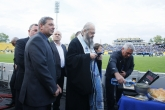 Футбол - официално откриване на Сектор А на Герена - 23.04.2016