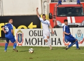 Футбол - А група - 32 ри кръг - ПФК Монтана - ПФК Левски - 06.05.2016