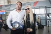 Бокс - Кубрат Пулев се завърна от Хамбург - 09.05.2016