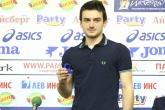 Фехтовка - Панчо Пасков награждаване  спортист на месеца -  - 17.05.2016