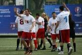 Футбол - Приятелски мач между БНТ и Нова - 17.05.2016