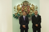 Футбол - Христо Стоичков и неговите гости на среща с Росен Плевнелиев - 20.05.2016