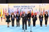 Художествена гимнастика - София Световна купа - 27.05.2016