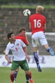 Футбол - приятелска среща - U21 - България - Норвегия - 06.06.2016