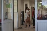 Художествена гимнастика - Ансамбъла ни посети Цветелина Стоянова - 21.06.2016