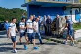 ФУТБОЛ - футболисти на Левски поднасят цветя на паметника на Гунди и Котков - 30.06.2016