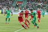 Футбол - предварителен кръг - Лига Европа - ПФК Лудогорец  - ПФК Младост - 13.07.2016