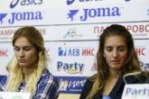 Рио 2016 - пресконференция - Линда Зечири, Габриела и Стефани Стоеви , Петя Неделчева - 28.07.2016