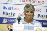 Рио 2016 - Мирослав Кирчев и Ева Пашева - пресконференция - 05.08.2016