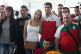 Рио 2016 - Панчо Пасков се завърна от Рио - 12.08.2016