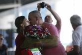 Рио - Милица Мирчева, Добромир Карамаринов и Радослава Мавродиева  се прибраха - 16.08.2016