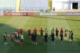 Футбол - Шампионска Лига - тренировка на ФК Виктория Пилзен - 16.08.2016