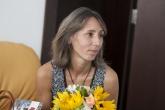 Лека Атлетика - Милица Мирчева бе посрещната от кмета на град Добрич - Йордан Йорданов - 18.08.2016