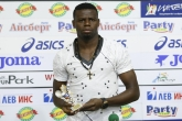 Футбол - награждаване - Бабатунде Адениджи - 25.08.2016