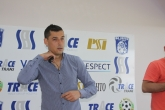Футбол - Пресконференция на ФК Верея - Александър Томаш 26.08.2016