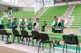 Баскетбол - Първа тренировка на БК Балкан - Арена Ботевград - 01.09.2016