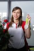 Рио - Мирела Демирева се прибра в България - 04.09.2016