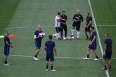 Футбол - тренировъчно занимание на националният отбор на Люксембург - 05.09.2016