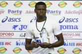Футбол - награждаване Бабатунде Адениджи играч на месец Август - 15.09.2016