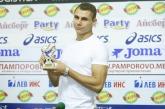 Футбол - Играч номер 1 на кръг - Антон Огнянов - 16.09.2016