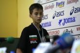 Таекуондо - след успеха на Европейското първенство - пресконференция - 19.09.2016