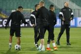 Футбол - Шампионска Лига - тренировка ПФК Лудогорец - 27.09.2016