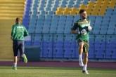 Футбол - Петър Хубчев с първа тренировка на националният отбор на България - 03.09.2016