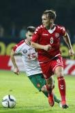 Футбол - Европейска квалификация U21 - България - Дания - 07.09.2016