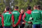 Футбол - Квалификация за СП Русия 2018 -  възстановителна тренировка - 08.10.16
