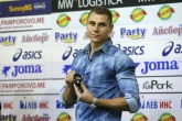 Футбол - футболист на месеца - Антон Огнянов - 10.10.2016