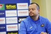 Футбол - пресконференция - Даниел Боримиров и НКП на Левски - 12.10.2016