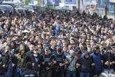 Футбол - шествие на феновете на Левски преди мача с ЦСКА - 15.10.2016