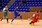 Гранд Про - Никарас (Рига) Шампионска лига по футзал в зала