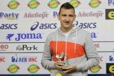 Футбол – Награждаване Играч на 10-и кръг - Тодор Неделев /Ботев Пловдив/