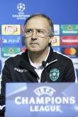 Футбол - Шампионска лига - пресконференция на  Георги Дерменджиев и Клаудио Кишеру  - 31.10.2016