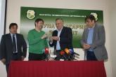 Футбол - Купа България - теглене на жребий 1/4 финал - 02.11.2016
