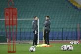 Футбол - открита тренировка на националния ни отбор - 07.11.2016
