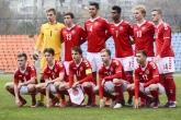 Футбол - U19 - ЕВРО 2017 - Дания - България - 12.11.16